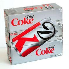 Massive Diet Coke - Brand New #pack