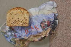 A. Baker | U-P #food #baker #branding