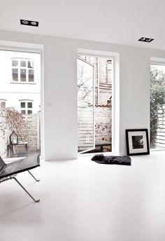 """CJWHO â""""¢ #white #design #living #hipster #interiors"""