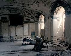 Batman Decay by Travis Durden