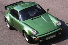 The Petrol Stop: Car in the 90's what happened #porsche #911 #1970s #green