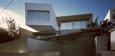 Psychiko House by Divercity Architects #architecture #minimal