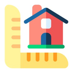 See more icon inspiration related to ruler, size, rent, architecture and city, real estate, dimensions, architecture, measurement, property, education, house and home on Flaticon.