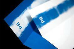 Blauwdruk by Niermala B. Timmers www.niermalatimmers.com #timmers #visual #white #branding #design #graphic #stroke #black #blauwdruk #brand #paint #niermala #identity #studio #company #bleu #brush #handmade #paper