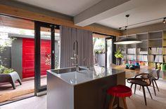 Taipei Apartment Becomes a Design Studio & Residence Photo #interior #design #decor #deco #decoration