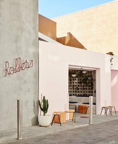 Rollers Bakehouse - InteriorZine