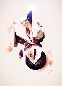 Ari Weinkle #ari #depthcore #digital #deptchore #art #weinkle