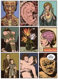 charles burns | Tumblr #comic #charles burns