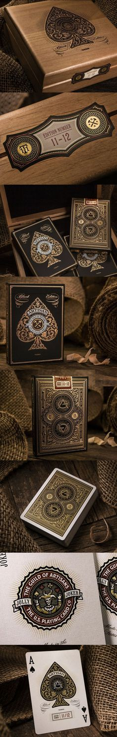 Artisan Playing Cards by Theory11