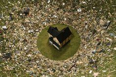 Worlds Under Glass by Thomas Doyle | WANKEN - The Blog of Shelby White #doyle #house #world #thomas #art #miniature