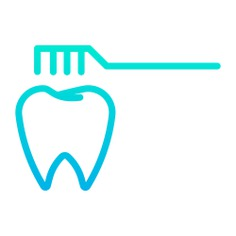 See more icon inspiration related to dentist, dental, tooth, healthcare and medical, premolar, odontology, clean, medical and brush on Flaticon.