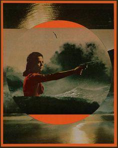 "Saatchi Art Artist Eva Lake; Collage, ""Target. No. 12 (Natalie)"" #art"