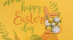 Happy easter day Free Psd. See more inspiration related to Flower, Mockup, Floral, Typography, Spring, Leaves, Celebration, Happy, Font, Holiday, Mock up, Easter, Plant, Drawing, Religion, Egg, Painting, Lettering, Traditional, Bunny, Test, Daisy, View, Up, Happy easter, Day, Top, Top view, Eggs, Cultural, Tradition, Mock, Seasonal and Paschal on Freepik.