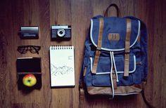 pykcyk #objects #neatly #photography #art #things #organized