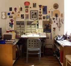 Creative Brains/Creative Spaces #workspace