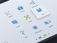 Getscheduled_lite_user_menu #icons #ui