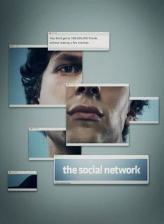 The Social Network Palace #design #poster #kellerhouse #the social network #palace