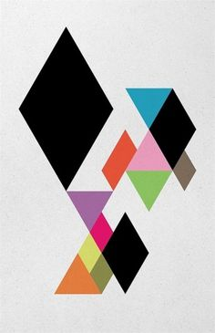 Brenton Little | CreationSwap #minimal #texture #colors #vector #shapes