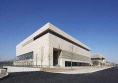 Tianjin Art Museum, KSP Jürgen Engel #architecture