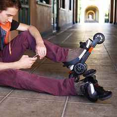 Cardiff Skates #tech #flow #gadget #gift #ideas #cool