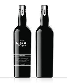 Royal Lager #packaging #royal #hull #lager #nathan
