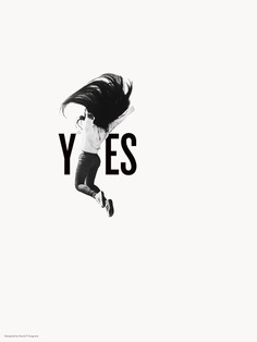 Yes Poster Design