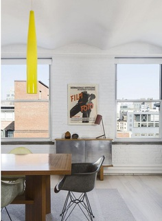 Greenwich Industrial Loft in Manhattan's Tribeca Becomes a Cozy Homes 5