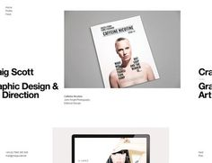 FFFFOUND! #website #portfolio #design