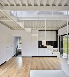 Modern Modular House Assembled in a Factory and Installed in Asturias, Spain 6