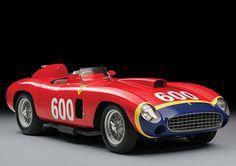 1956 Ferrari 290 MM by Scaglietti Could Sell For $32,000,000 #Scaglietti #MilleMiglia