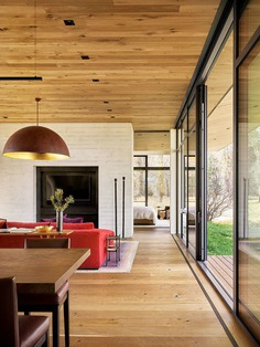 Contemporary Revamp of a Guest House by CLB Architects