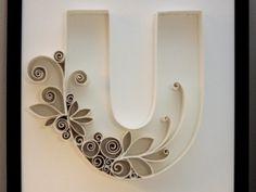 Dribbble - #teresa #wozniak #u #letter #paper