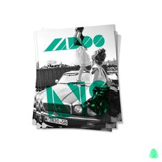 Pablo Abad - Lados Magazine #photo #print #paper #magazine #typography