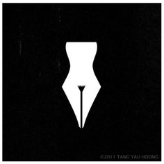 Chad's Eye View #graphic #erotic #writing #pen #logo