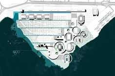 RIO / 2016 Olympic master plan - LCLA office #masterplan