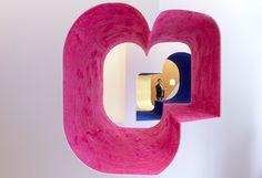 Af bureau spectacular_three little worlds1_c_daniel hewitt #interiors #architecture #art #colour