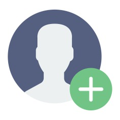 See more icon inspiration related to user, avatar, profile, social media, social network and interface on Flaticon.