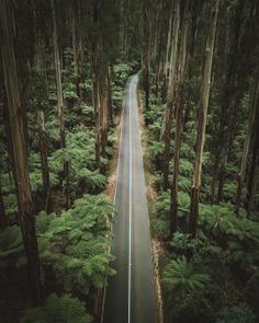 Majestic Landscape Photography in Australia by Fin Matson
