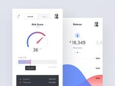 UI Design Inspiration #3 | UX/UI - Interaction Design | FreeUI.Design
