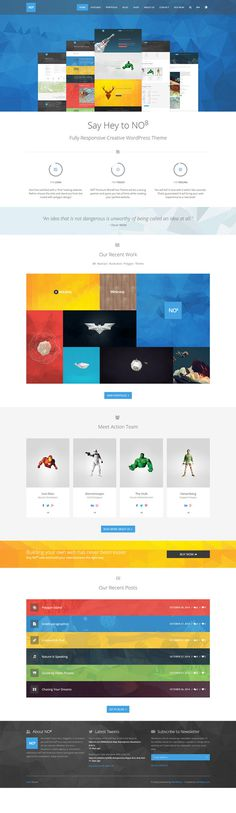 yellow, blue, concept, layout, visual, web design