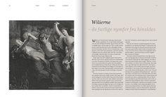 The works of Jesper Gregers Larsen #grid #print #layout #brochure