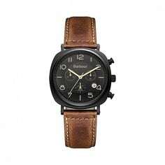 New Barbour watches #watches #man #chronographs #barbour #accessories #fashion