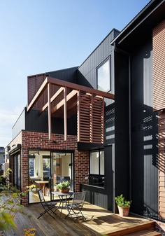 Brodecky House, Melbourne / Atlas Architects