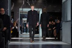 AMO infinite catwalk for Prada