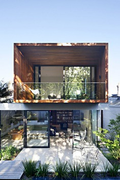 Victoria Gardens House / Lucy Clemenger Architects