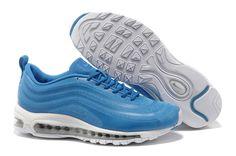 Nike Max Air Shoes 97 Cvs Runing New Online Royal