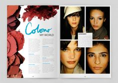 Magazine Spread 4 #magazine