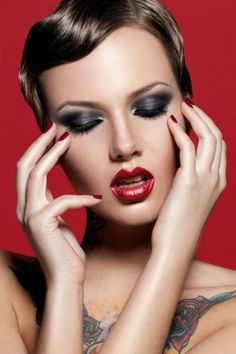 Beauty Photography by Sasha Larina | Professional Photography Blog #inspiration #photography #beauty