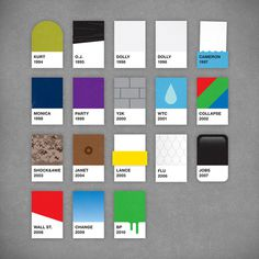 pantones for the year #collection #of #color #illustrations #things