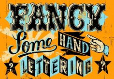PrettyClever #sign #lettering #hand #painting